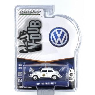 Greenlight 1:64 Club V-Dub - 1964 Volkswagen Beetle