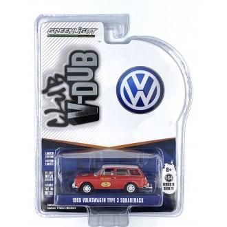 Greenlight 1:64 Club V-Dub - 1965 Volkswagen Type 3 Squareback