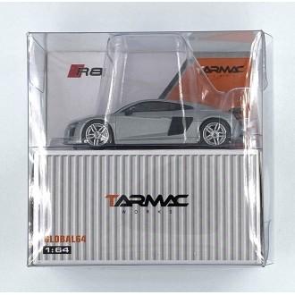 Tarmac 1:64 Audi R8 V10 Plus Matt Silver