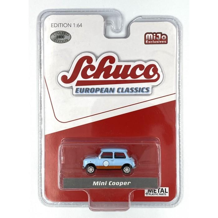 Schuco 1:64 European Classic - Mini Cooper