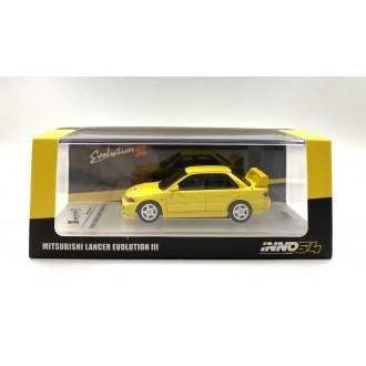 Inno64 1:64 Mitsubishi Lancer Evolution III Yellow