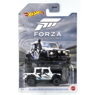Hot Wheels 1:64 Forza Motorsport - '15 Land Rover Defender Double Cab