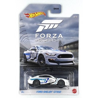 Hot Wheels 1:64 Forza Motorsport - Ford Shelby GT350
