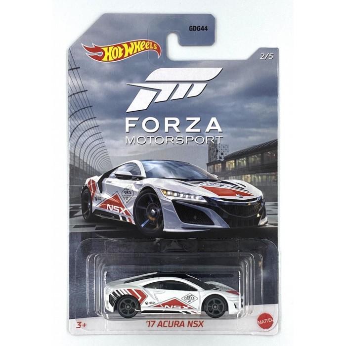 Hot Wheels 1:64 Forza Motorsport - '17 Acura NSX