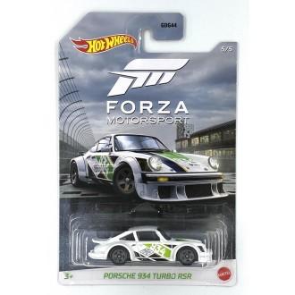 Hot Wheels 1:64 Forza Motorsport - Porsche 934 Turbo RSR
