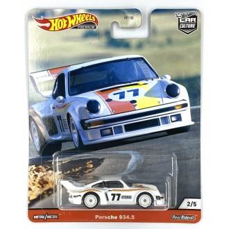 Hot Wheels 1:64 Thrill Climbers - Porsche 934.5