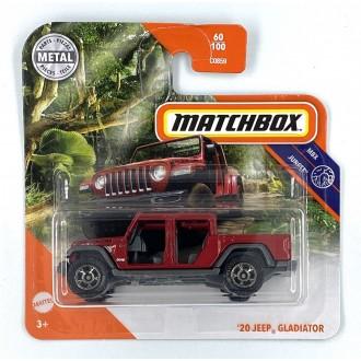 Matchbox 1:64 '20 Jeep Gladiator