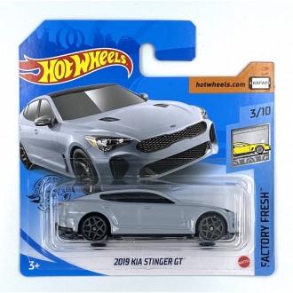 Hot Wheels 1:64 2019 Kia Stinger GT Grey
