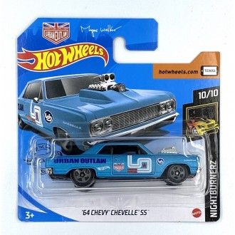 Hot Wheels 1:64 Chevy Chevelle SS