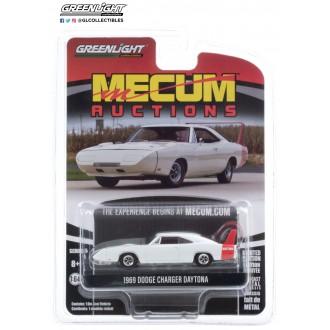 Greenlight 1:64 Mecum Auctions - 1969 Dodge Charger Daytona