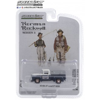Greenlight 1:64 Norman Rockwell - 1956 Ford F-100