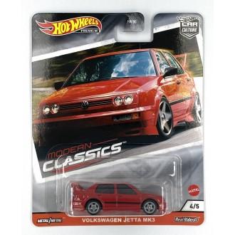 Hot Wheels 1:64 Modern Classic - Volkswagen Jetta MK3