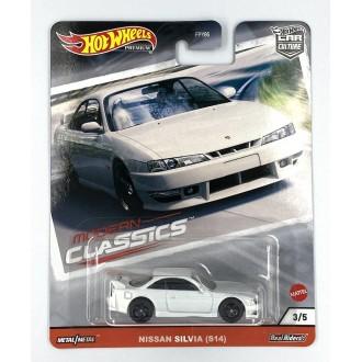 Hot Wheels 1:64 Modern Classic - Nissan Silvia S14
