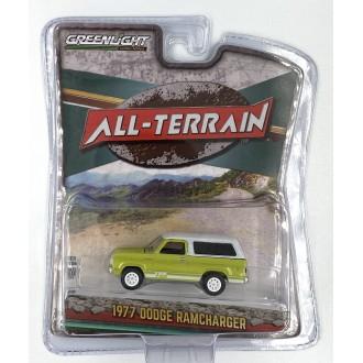 Greenlight 1:64 All Terrain - 1977 Dodge Ramcharger