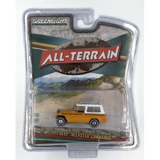 Greenlight 1:64 All Terrain - 1971 Jeep Jepster Commando