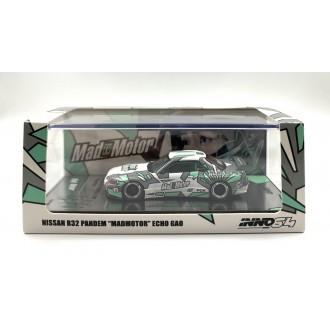 Inno64 1:64 Nissan GT-R R32 Pandem Madmotor