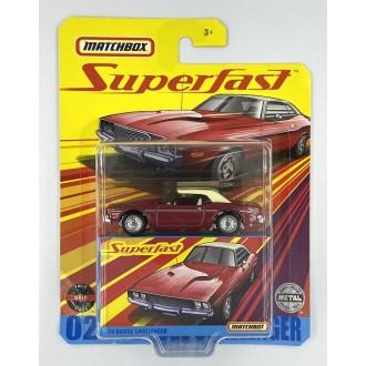Matchbox 1:64 Super Fast  -...