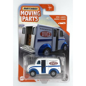 Matchbox 1:64 Moving Parts - Milk Truck