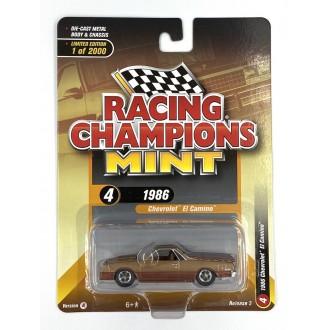 Racing Champions 1:64 1986 Chevrolet El Camino Brown