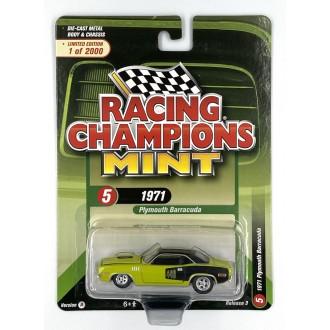 Racing Champions 1:64 1971 Plymouth Barracuda