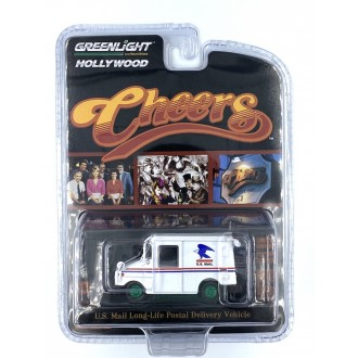 Greenlight 1:64 Hollywood - U.S. Mail Postal Delivery Vehicle Green Machine