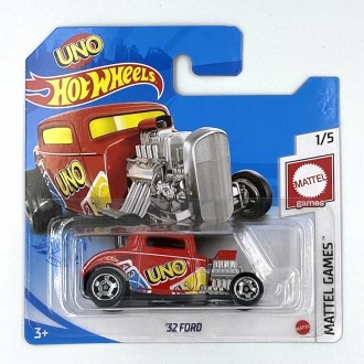 Hot Wheels 1:64 '32 Ford Uno