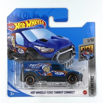 Hot Wheels 1:64 HW Ford Transit Connect