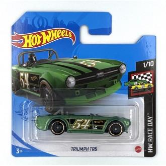 Hot Wheels 1:64 Triumph TR6