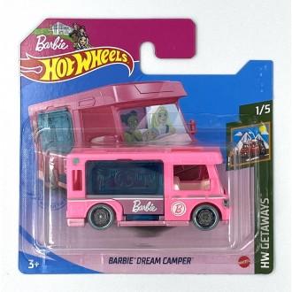 Hot Wheels 1:64 Barbie Dream Camper