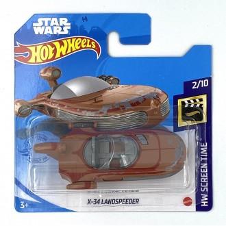 Hot Wheels 1:64 X-34 Landspeeder