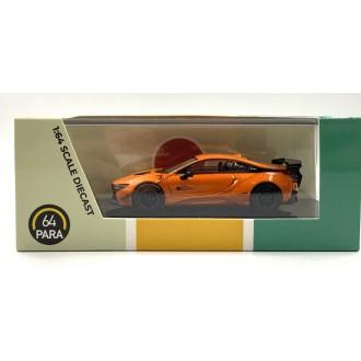 Para64 1:64 2018 BMW i8 Liberty Walk Orange LHD