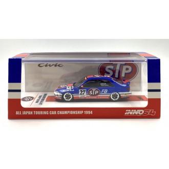 Inno64 1:64 1994 Honda Civic Ferio EG9 Team STP