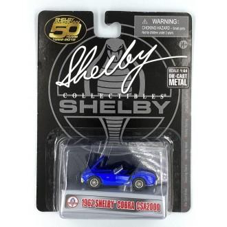 Shelby 1:64 1962 Shelby Cobra CSX 2000