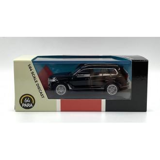 Para64 1:64 BMW X7 Black LHD