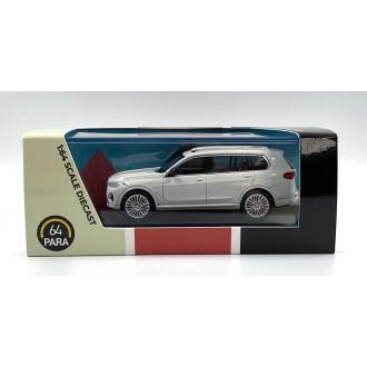Para64 1:64 BMW X7 White LHD