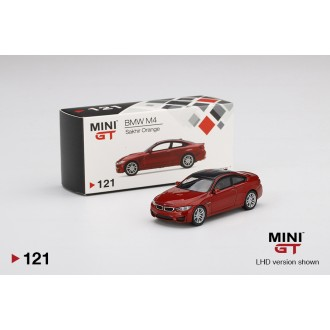 Mini GT 1:64 BMW M4 Sakhir Orange LHD