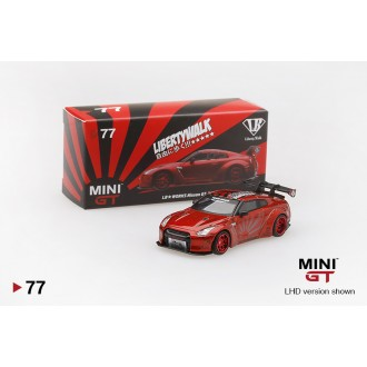 Mini GT 1:64 Nissan GT-R...