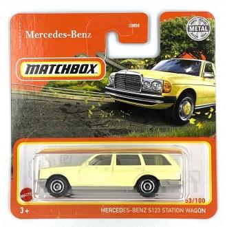 Matchbox 1:64 Mercedes-Benz S123 Station Wagon
