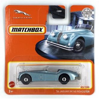 Matchbox 1:64 1956 Jaguar XK140 Roadster