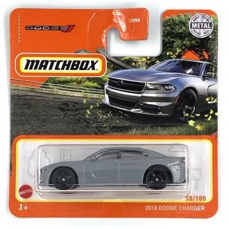 Matchbox 1:64 2018 Dodge Charger