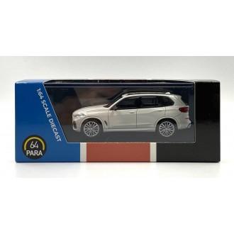 Para64 1:64 BMW X5 White LHD