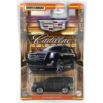 Matchbox 1:64 Cadillac Series - 2015 Cadillac Escalade Black
