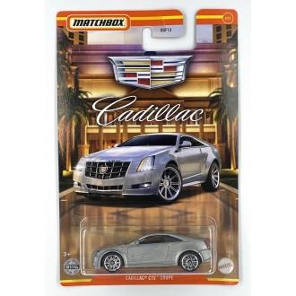 Matchbox 1:64 Cadillac Series - Cadillac CTS Coupe