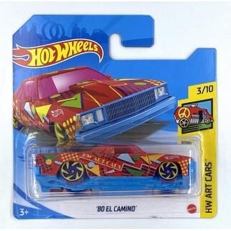 Hot Wheels 1:64 '80 El Camino