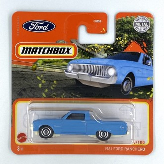 Matchbox 1:64 1961 Ford Ranchero