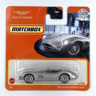 Matchbox 1:64 1956 Aston Martin DBR1