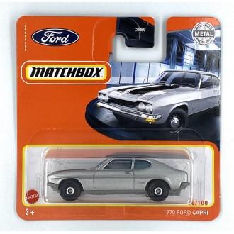 Matchbox 1:64 1970 Ford Capri