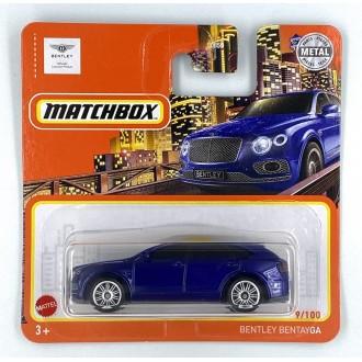 Matchbox 1:64 Bentley Bentayga