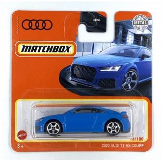 Matchbox 1:64 2020 Audi TT RS Coupe