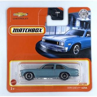 Matchbox 1:64 1979 Chevy Nova